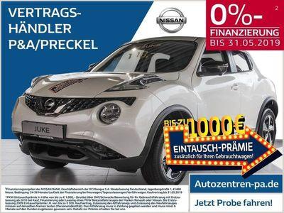 gebraucht Nissan Juke N-Connecta 1.6 /Technology/Exterieur Black