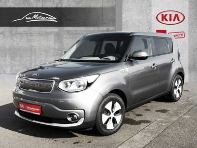 used Kia Soul EV Play **100% ELEKTRISCH**0% EMISSION**