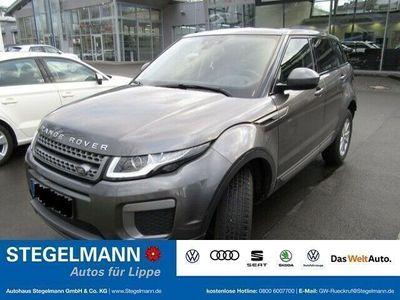 gebraucht Land Rover Range Rover evoque 2.0 eD4 Pure E-Capability Nav