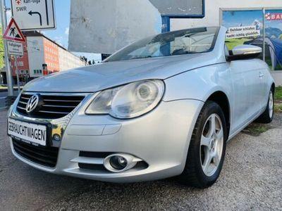 gebraucht VW Eos CABRIO 2,0 DIESEL EURO 5 - TÜV/AU 02/2021