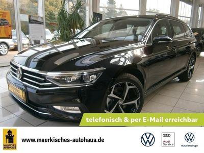 gebraucht VW Passat Variant Business 2,0 l 140 kW (190 PS) 7-Gang-Doppelkupplungsgetriebe DSG
