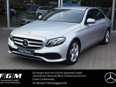 gebraucht Mercedes E350 AVANTG. Comand/BeamLED/Park+K/Distronic