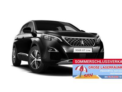 gebraucht Peugeot 3008 1.5 BHDi 130 Aut GT-Line LED Keyl in Kehl