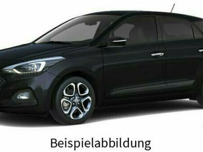 gebraucht Hyundai i20 5T FL 1.2 s&s Klima Radio 5 Bluetooth Nsw