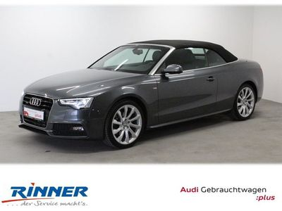 gebraucht Audi A5 Cabriolet 2.0 TFSI quattro 169 kW (230 PS) S tronic