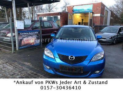 käytetty Mazda 3 2.0 Sport Top *EURO 4*Klimaautomatik*ALU*
