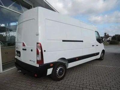 gebraucht Opel Movano Kastenwagen Klima, AHZV, Tempomat