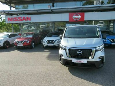 gebraucht Nissan NV300 L1H1 dCi150 9 Sitzer N-Connecta Navi