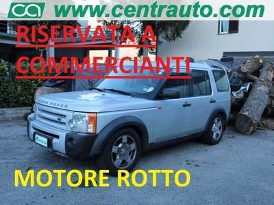 gebraucht Land Rover Discovery 3 2.7 TDV6 S