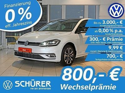 gebraucht VW Golf I Golf 7 IQ.DRIVE 1.6TDI LED°Navi°Pano°Kamera°ACC°Keyless°Lane