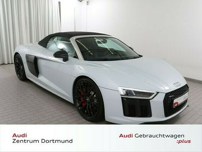 gebraucht Audi R8 Spyder 5.2FSI qu. Laser/Sportaga/BlackOptik