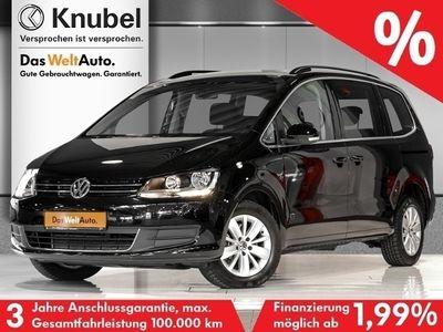 gebraucht VW Sharan 2.0 TDI Comfortline DSG/NAVI/7 Sitze/ACC/BLINDSPOT