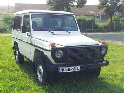 gebraucht Mercedes G230 200 GE