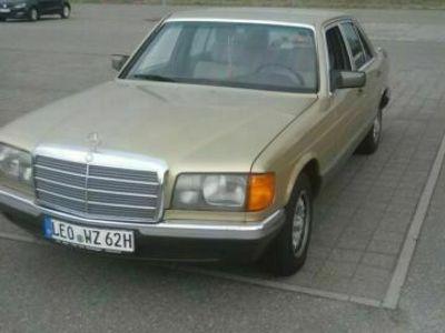 gebraucht Mercedes 280 SE - W126 - Alltagstauglicher