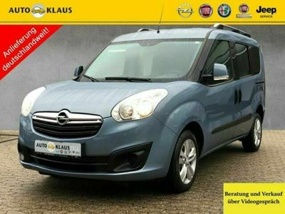 gebraucht Opel Combo D 1.6 CDTI Edition L1H1 Klima+Einparkhilfe