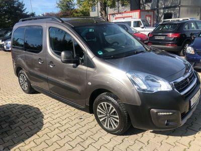 gebraucht Peugeot Partner Tepee Outdoor Euro 6