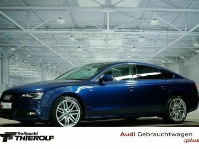 gebraucht Audi A5 Sportback S line