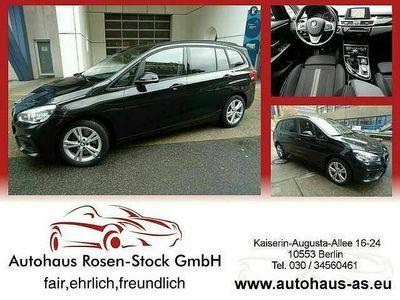 gebraucht BMW 220 Gran Tourer Diesel 7-Sitzer,Navig,LED,Parkas als Van/Kleinbus in Berlin