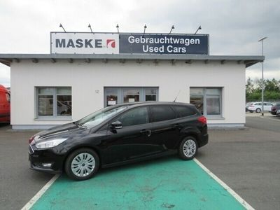 gebraucht Ford Focus Turnier Business 1.5 TDCi Klima SHZ Navi