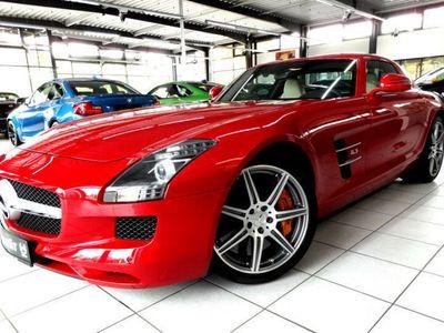 gebraucht Mercedes SLS AMG Coupe 15TKM Keramic 1A Historie Neu Zustand