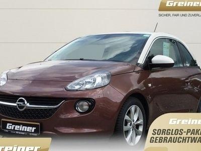 gebraucht Opel Adam 1.4 Jam m. Dach-Paket KLIMA|SHZ|LRHZ|PDC