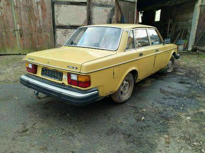 gebraucht Volvo 244 Limosine aus dem Jahr 1980 abzugeben