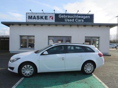 gebraucht Opel Insignia Sports Tourer 1,6 CDTi Selection Navi