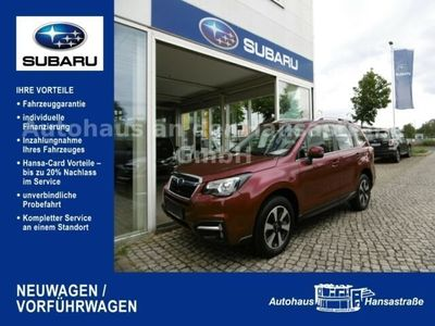 gebraucht Subaru Forester 2.0X Lineartronic Exclusive +