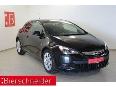 gebraucht Opel Astra GTC Astra 1.4 TurboEdition ecoFlex 18 PDC DESIGN-PAKET