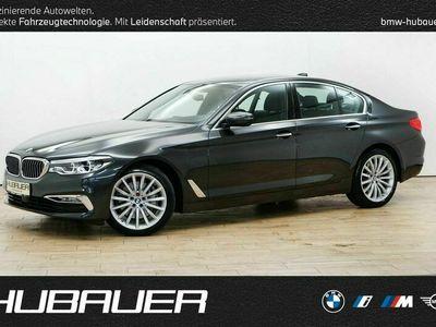 gebraucht BMW 540 xDrive Limousine A [Luxury Line, Navi, RFK]