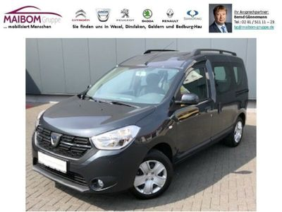 gebraucht Dacia Dokker TCe 115 N1 Comfort mit Navi und AHK