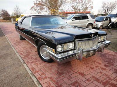 gebraucht Cadillac Deville Coupé7,7 V8 Klima*Texas*