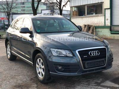 gebraucht Audi Q5 3.0 TDI quattro *PANO*Leder*Navi* als SUV/Geländewagen/Pickup in berlin