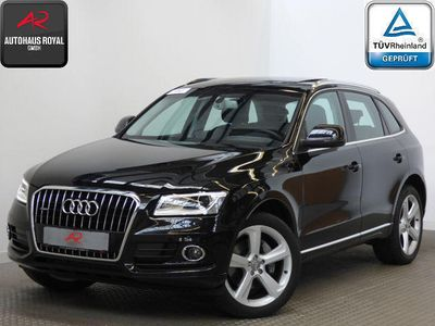 gebraucht Audi Q5 3.0 TDI qu BANG+O,SITZKLIMA,KEYLESS,PANORAMA