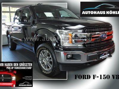 gebraucht Ford F-150 Lariat V8 4WD 5.5 10Gang 6Sitze Kamera AHK