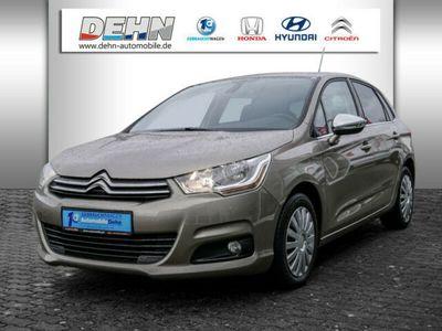 gebraucht Citroën C4 PT130 Selection