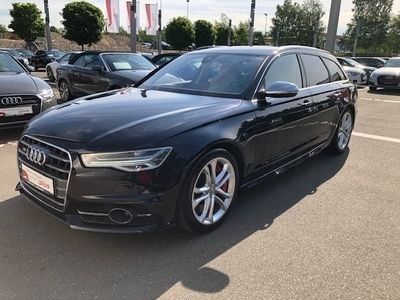 gebraucht Audi S6 Avant 4.0 TFSI qu-Sportabgas-ACC-Stdhzg-S Sitze-AH