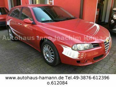 gebraucht Alfa Romeo 156 Sportwagon 1.8 16V T.S.Distinctive-wenig KM-