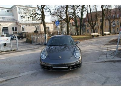 gebraucht Porsche 911 Carrera S Cabriolet 997 Motor neu, Hardtop,PCM,ALU1