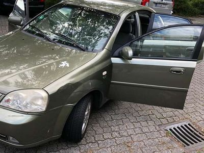 gebraucht Chevrolet Nubira 1.8 CDX Cool