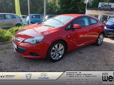 gebraucht Opel Astra GTC Astra J1.4 Turbo Edition ecoFlex