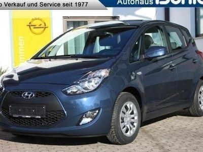 käytetty Hyundai ix20 Trend 1.6 Alufelgen, Klima, Nebelscheinw...