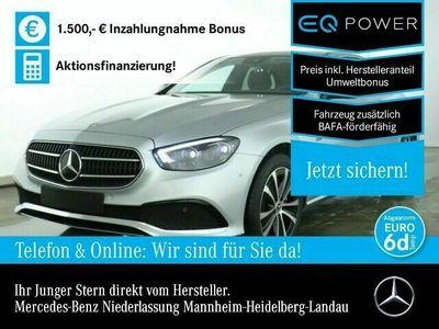 gebraucht Mercedes E300 EAvantgarde get Glas Multi MBUX