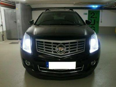 gebraucht Cadillac SRX 3.6 V6 AWD Premium