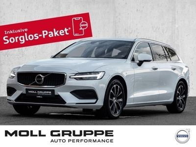 gebraucht Volvo V60 Kombi Momentum D3 EU6d-T, Navi, Bi-Xenon, PDC, Kamera, SHZ,