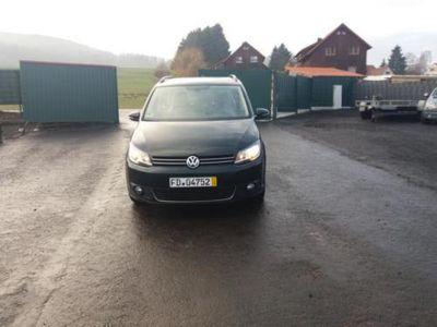 gebraucht VW Touran Comfortline Blue Motion