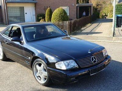 gebraucht Mercedes SL320 Final Edition