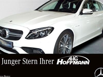gebraucht Mercedes C63 AMG AMG T Burmester+Comand+Distronic+Pano.-Dach