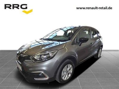 gebraucht Renault Captur TCe 130 GPF Limited Deluxe
