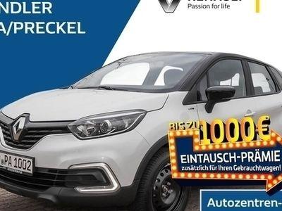 gebraucht Renault Captur LIMITED TCe 90 /City-Paket/Klima